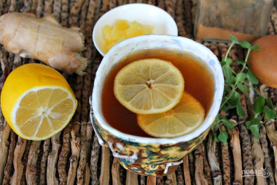 имбирь лимон корица для похудения рецепт