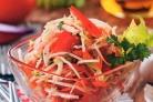 Салат из капусты вкусненький