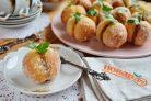 Пирожное Зимний абрикос