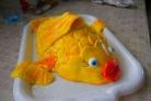 Торт Рыбка
