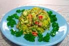 Картофельный салат с тунцом