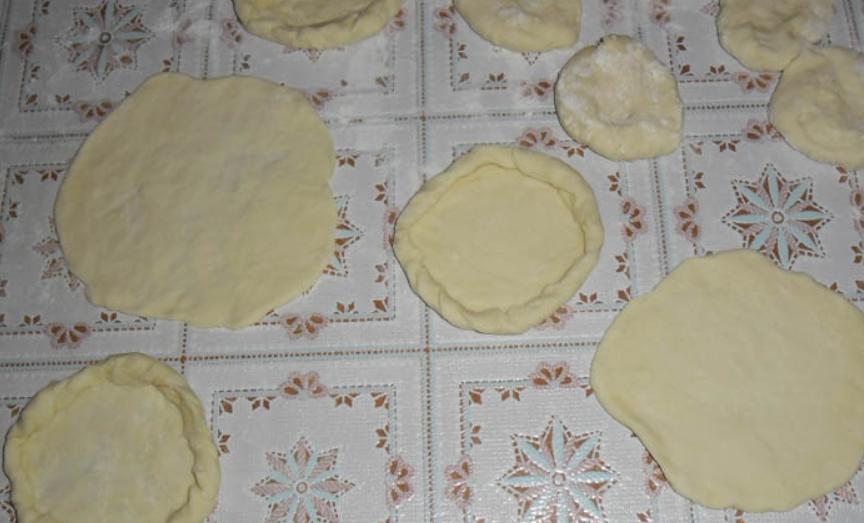 Тесто на шаньги с картошкой рецепт на кефире — photo 7