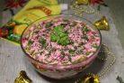 Салат Новогодний традиционный