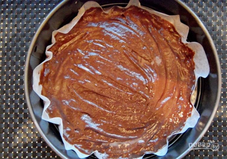 Классический рецепт торта поцелуй негра