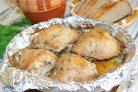 Куриные бедра в соево-горчичном маринаде