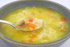 Суп из бобра