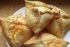 Хачапури с сулугуни в духовке