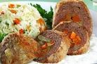 Картофельные бургеры с мясной начинкой, пошаговый рецепт с фото