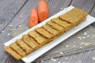 Морковные хлебцы