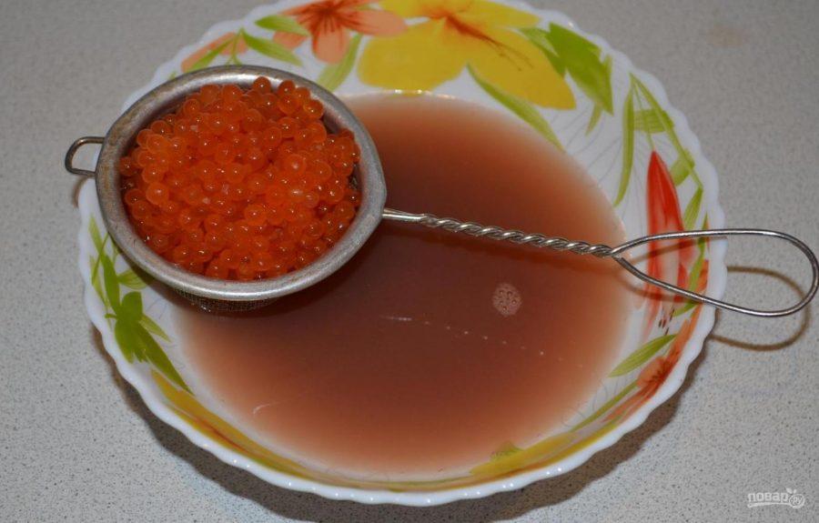 как приготовить икру пятиминутку из сазана