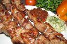 Шашлык свиной на кефире