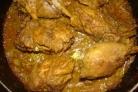 Курица в горчичном маринаде