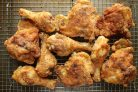 Курица во фритюре