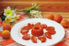 Мармелад из абрикосов на агар-агаре