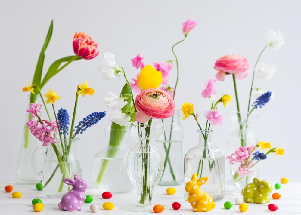 Весенние цветы украсят любой праздник