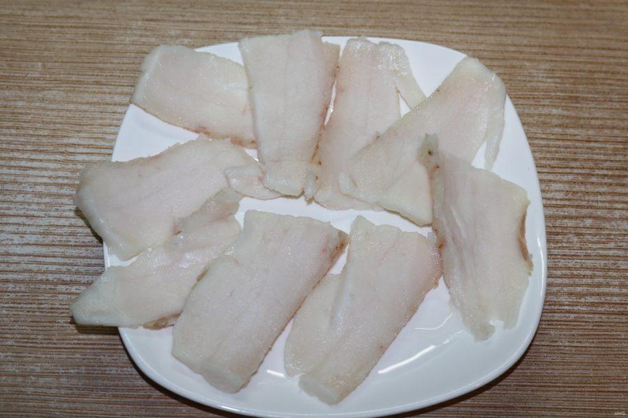 Мясо, запечённое гармошкой