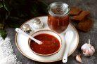 Cливовый соус к утке