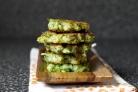 Котлеты из цветной капусты и брокколи