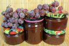 """Варенье из винограда """"Изабелла"""""""