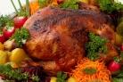 Курица в фольге