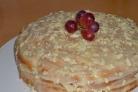 Торт Легкий