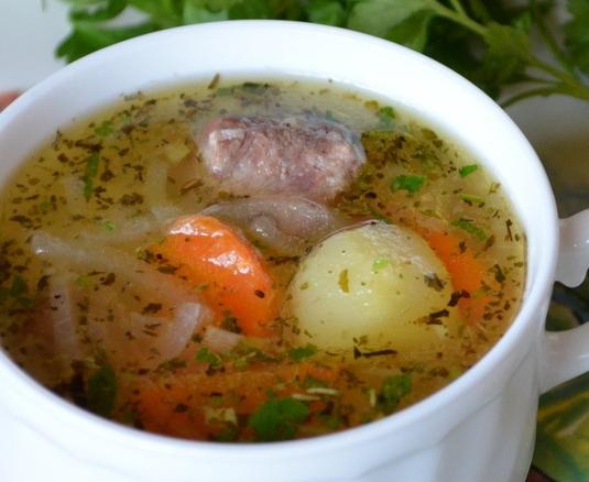 рецепт вкусного соуса (супа)