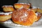 Творожные пирожки жареные