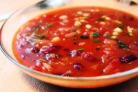 Томатный суп в мультиварке