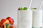 Просмотр фотографий блюда Молочный коктейль с мятой.