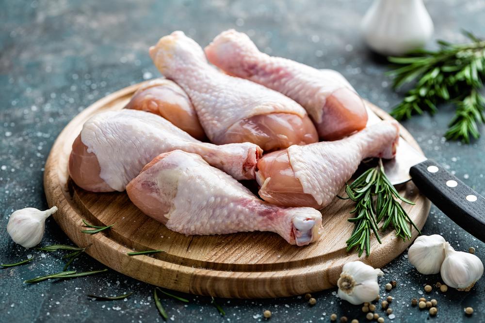 Как приготовить жаркое из куриных ножек