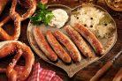Нюрнбергские колбаски (легкий рецепт)