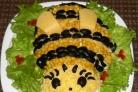 Салат Пчелка