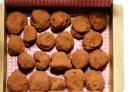 Шоколадные трюфели на скорую руку