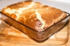 Тесто на кефире с капустой