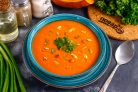 Диетический суп из тыквы
