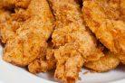 Куриное филе, маринованное в кефире