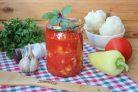 Салат из цветной капусты Деликатесный