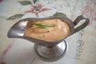 Сливочный соус с грибами