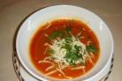 Томатный суп-пюре в мультиварке