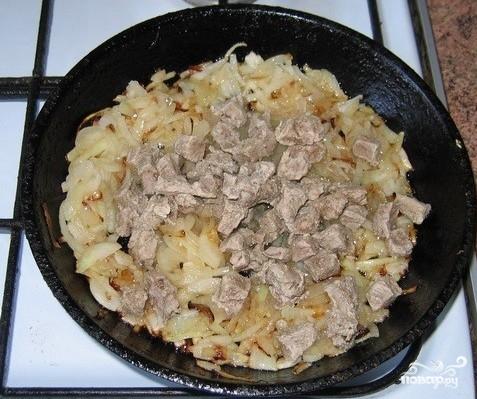 Харчо из говядины по-грузински
