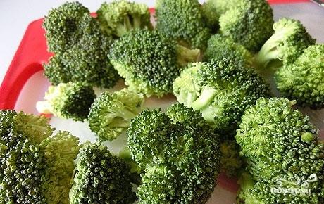 блюда из брокколи рецепты для похудения