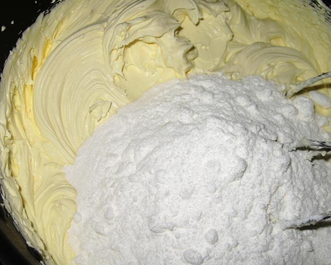 крем для бисквита из йогурта и желатина пошаговый рецепт