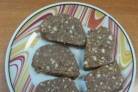 Пирожное Шоколадная колбаска