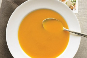 Суп-пюре из сквоша
