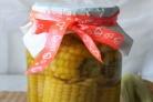 Кукуруза в банке на зиму