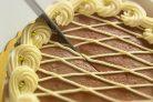 Торт Золотой ключик простой
