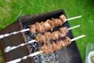 Шашлык по-кавказски из свинины