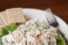 Диетический салат с индейкой