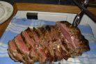 Вырезка говяжья в духовке