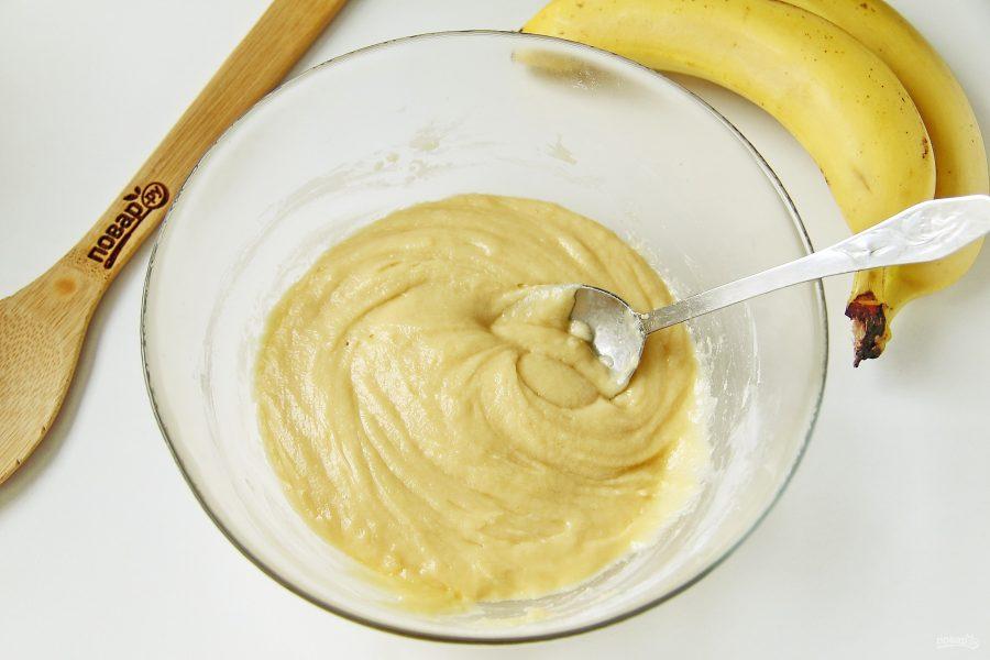 Банановый торт рецепт с фото в мультиварке
